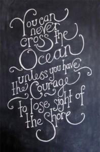 CourageChalkboard