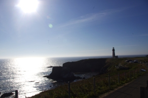 My summer travels included visiting the Yaquina  Bay Lighthouse